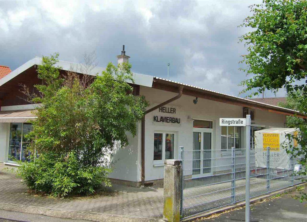 Hellerbass building