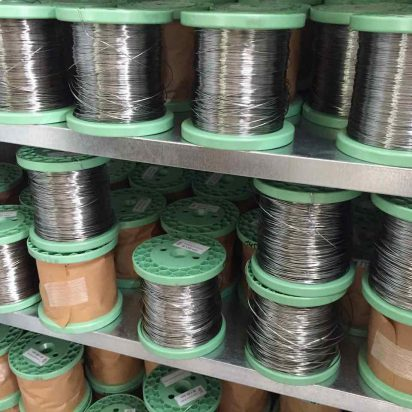 Iron winding wire